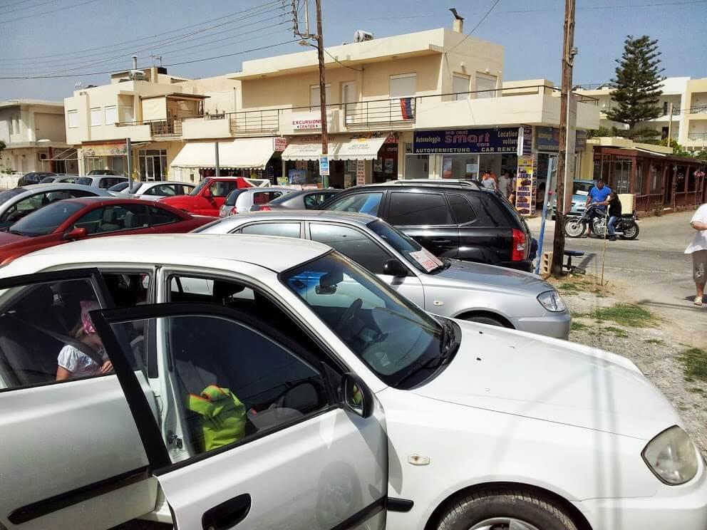 Autovermietung Smart Cars