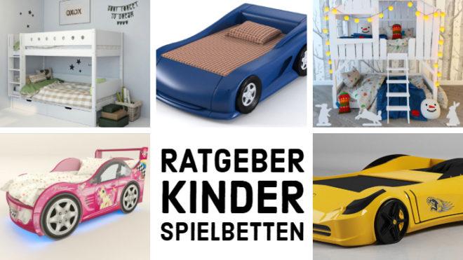 Kinder Spielbetten Kaufberater