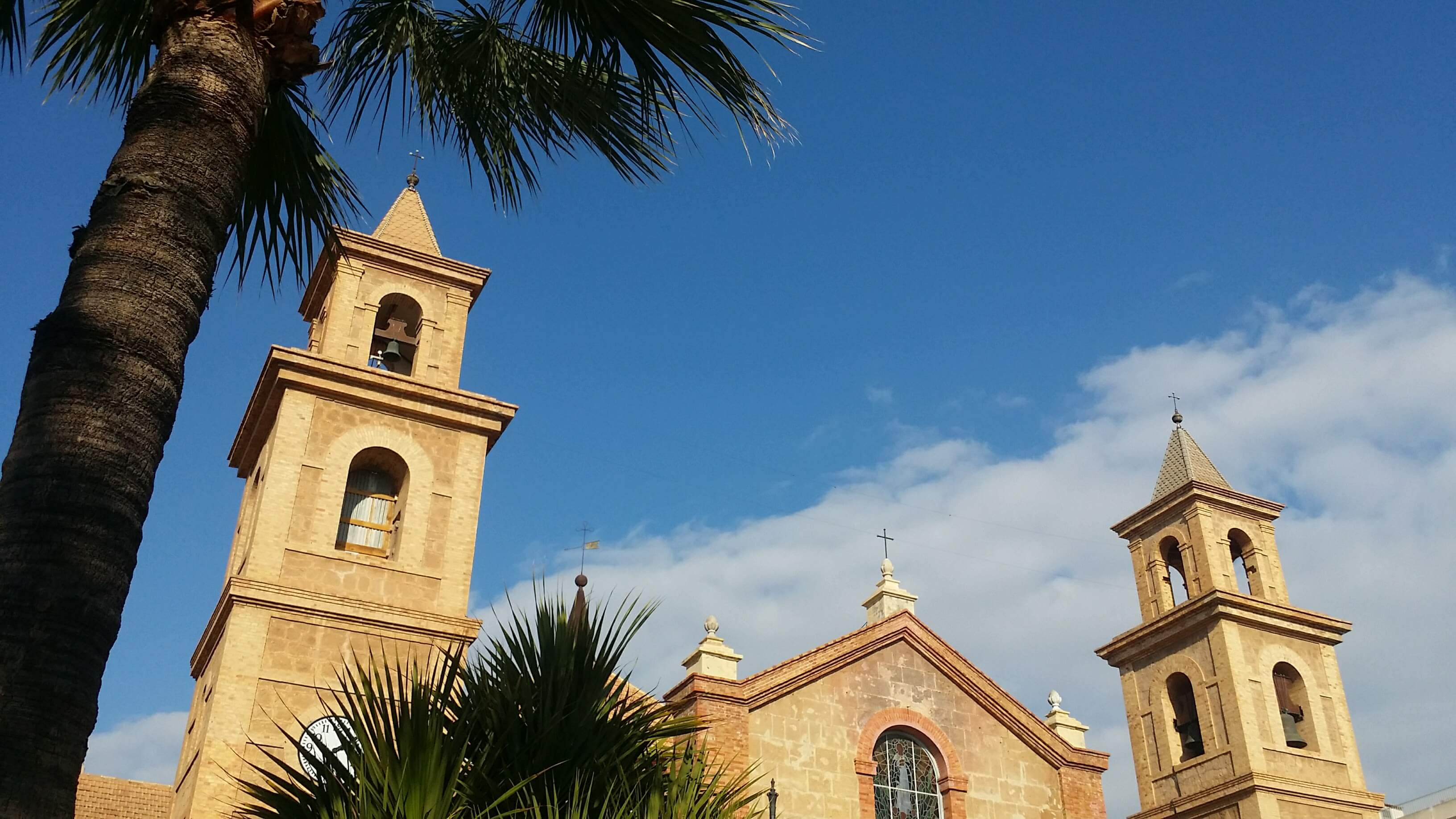 Kirche im spanischen Torrevieja