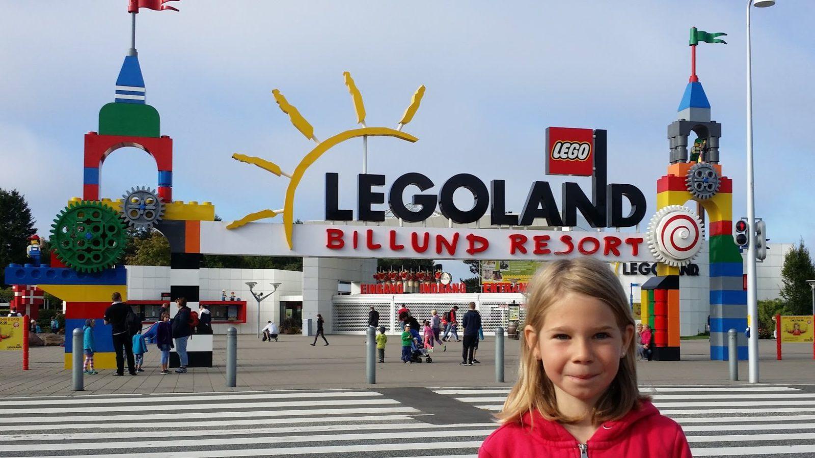 Legoland Billund Haupteingang