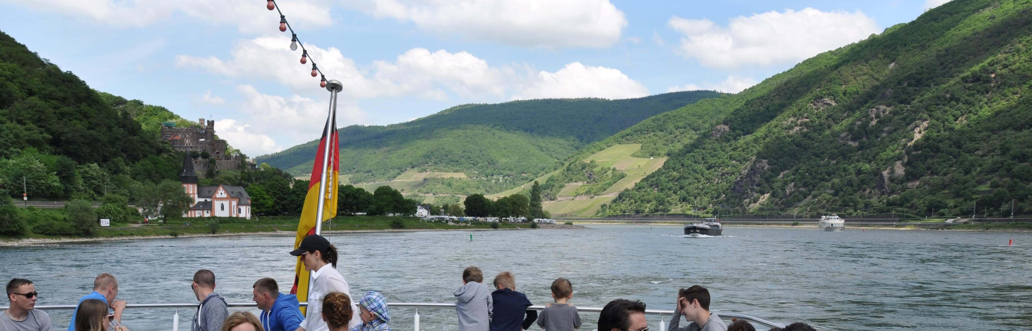 Rheinschiffe