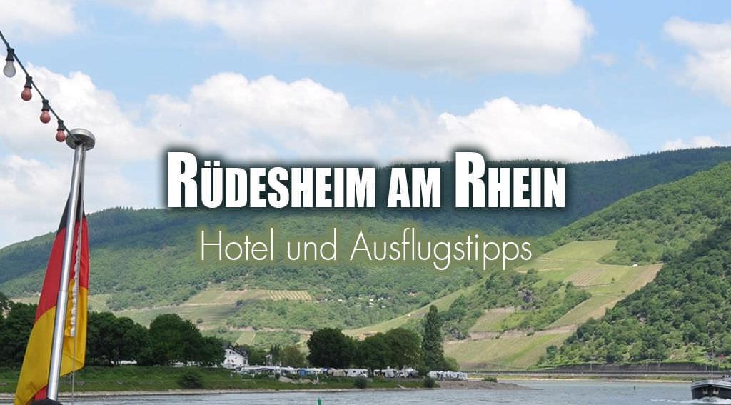 Wochenende in Ruedesheim