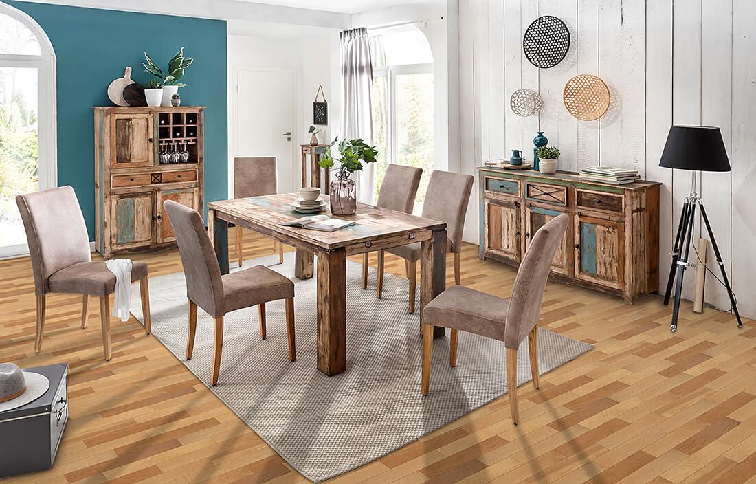 Laminat Für Dunkle Möbel Ausprobieren