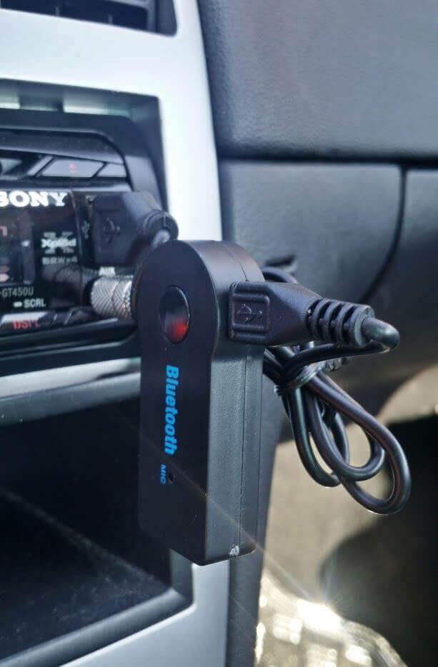 Bluetooth nachträglich im AutoRadio einbauen