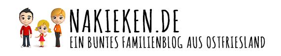 Nakieken Familienblog Logo