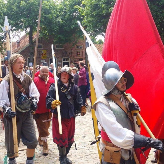 spanische Soldaten