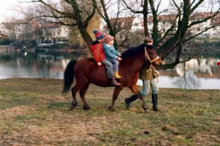 Jürgen und Ullrich auf Pascha