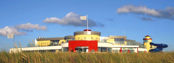 Das Gezeitenland: Borkums Wellness- und Erlebnisattraktion (Die Nordseeinsel Borkum unter der Lupe: Urlaub mit Familie, Hund oder für Partygänger)
