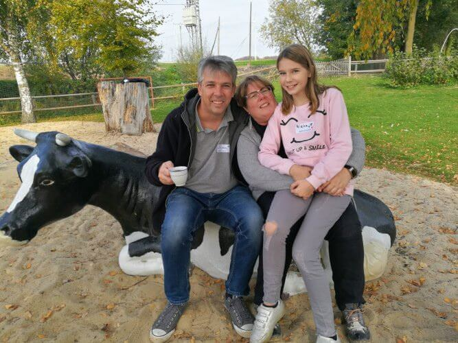 Die Nakieken Familie