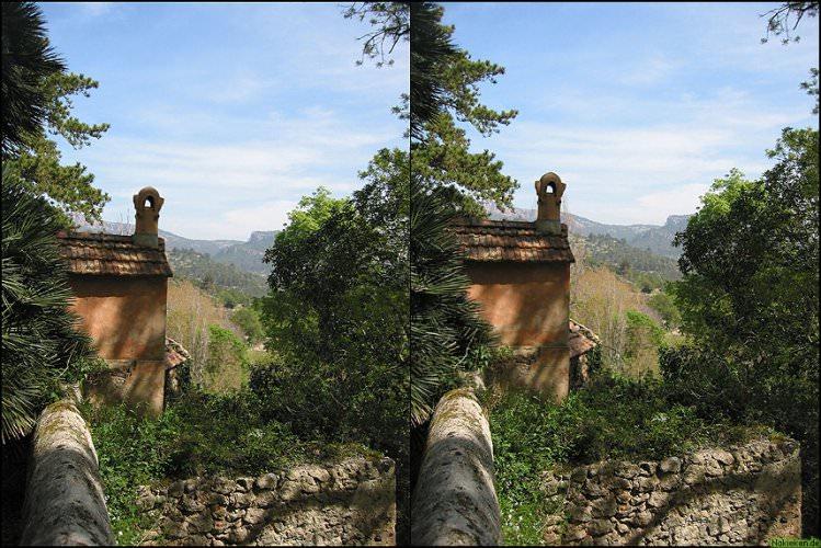 La Granja Wald 3D