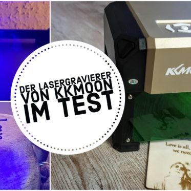 Lasergravierer KKMOON Testbericht