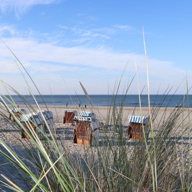Strand von Spiekeroog