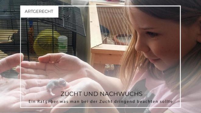 Kind mit Hamsterbaby