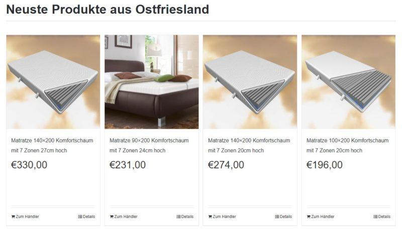 Neuheiten auf Nahistbesser.de