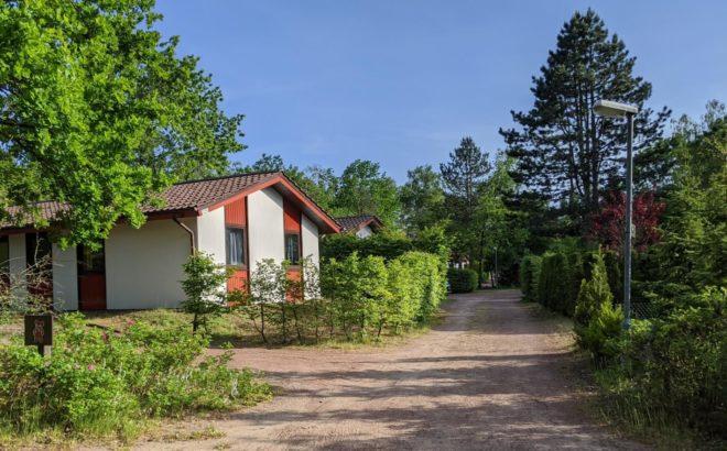 Im Ferienpark Grafschaft-Bentheim angekommen