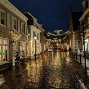 Weihnachtszeit in Ootmarsum (Unser Corona-Urlaub im Ferienpark Grafschaft Bentheim im niedersächsischen Uelsen)