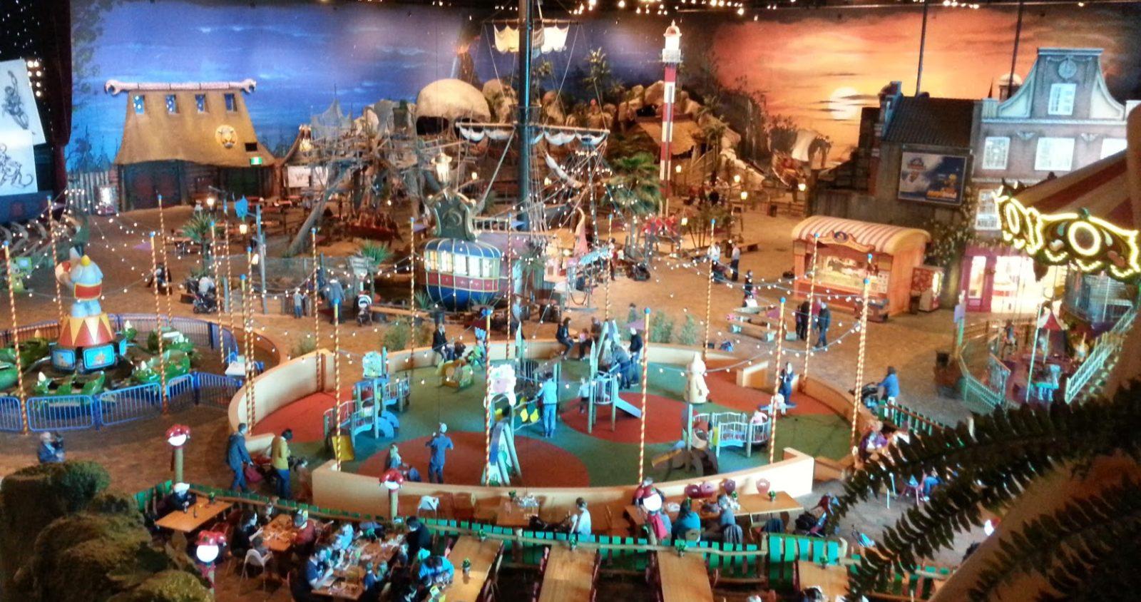 Plopsa Indoor Park