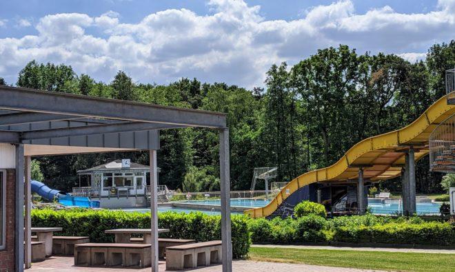 Waldschwimmbad in Uelsen